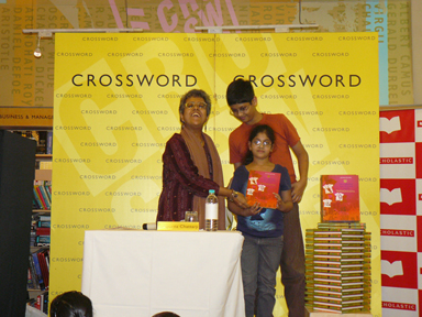 Crossword Mumbai launch