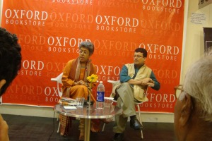 Question time, at the Mumbai launch of 'Rupture'