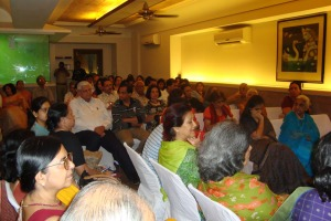 The Jaipur audience